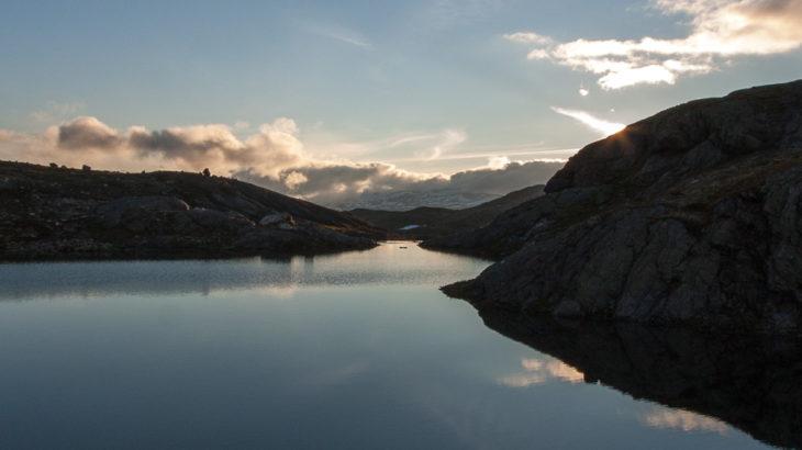 Hardangerjøkulen 2012