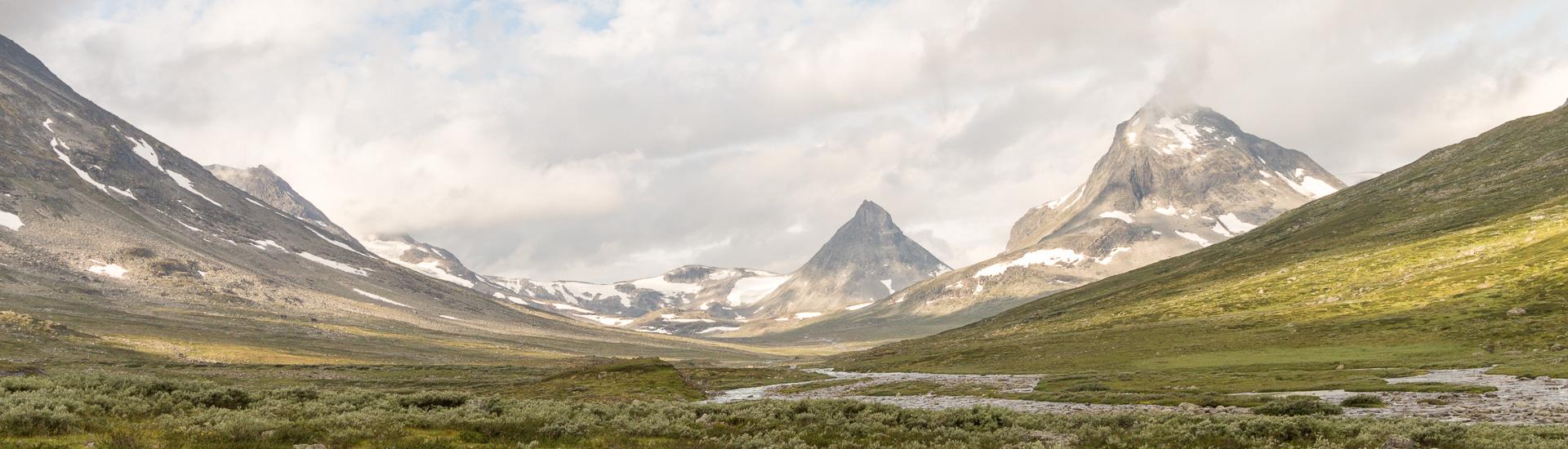 Jotunheimen 2014